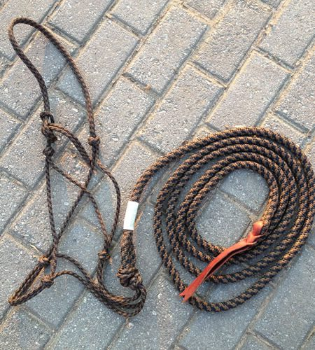Rope Halter / Lead Rope