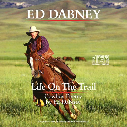 Traditional Cowboy Poetry CD